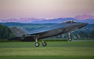 F-35 Lightning II contract: Switzerland intends to purchase 36 fighter jets from Lockheed Martin