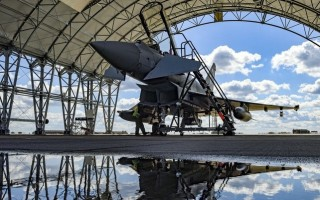 Typhoon combat aircraft investment to advance data capabilities