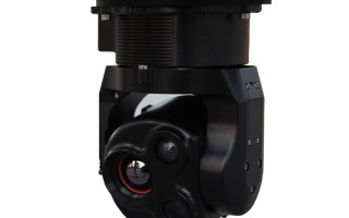 Micro Gimbal for unmanned situational awareness launched by CACI