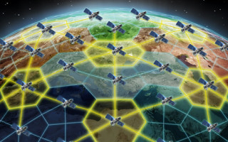 DARPA wants satellite constellations to talk to each other