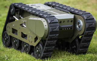 Unmanned ground vehicle image: BAE Systems