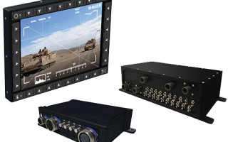 The 360SA Video Management System. Curtiss-Wright image.