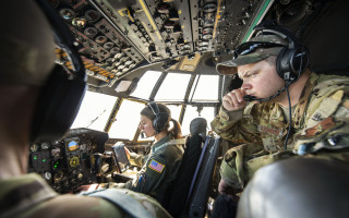 Photo by U.S. Air Force Tech. Sgt. Jonathon Alderman.