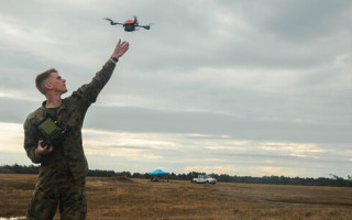 U.S. Marine Corps photo by Lucas Hopkins