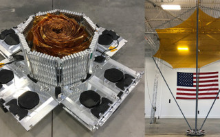 DARPA's mini-antenna will test emerging sensor and satellite concepts in LEO