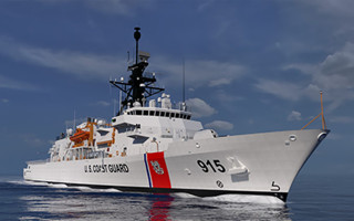C4ISR and control systems on U.S. Coast Guard cutters to come from Northrop Grumman