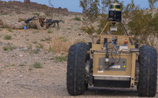 AI-powered Squad X to go to battle alongside warfighters