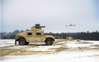 Wireless TOW missiles delivered to U.S. Army