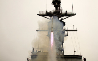 Evolved SeaSparrow missile production to begin with Raytheon