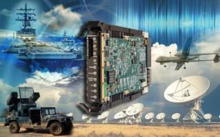Pentek Adds 3U VPX Software Radio Board to Jade FPGA Family with Backplane Optical and RF I/O