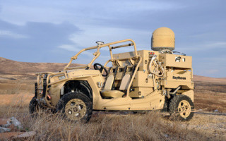 Lithium-ion battery for Raytheon's CUAS laser provided by Spear