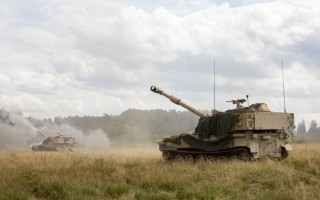 Self-propelled Howitzers to be delivered to U.S. Army