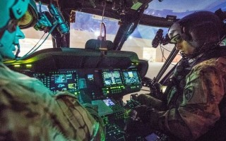 Digital cockpit for Black Hawk completes initial testing
