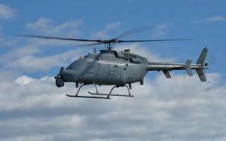 MQ-8C Fire Scout radar undergoes flight testing