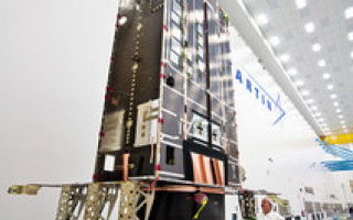 Navigation payload elements powered on in GPS III test bed