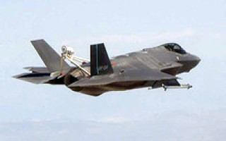 High angle of attack testing completed by F-35A
