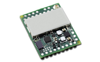Small, lightweight SAASM military GPS receiver available from Rockwell Collins