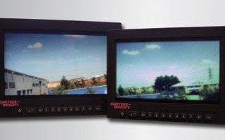 Curtiss-Wright's enhanced rugged LCD touchscreens for airborne surveillance platforms launched at ALEA