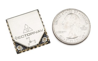 Surface mount VN-300 GPS/INS device joins industrial line of inertial sensors
