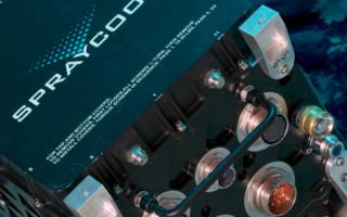 Direct spray enclosures offer flexible electronics deployment on airborne platforms