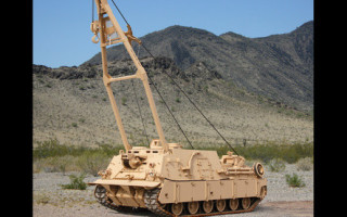 BAE Systems upgrades M88 recovery vehicles to HERCULES configuration