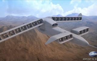 Unmanned DARPA VTOL X-Plane contract won by Aurora Flight Sciences