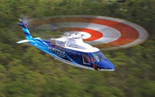 Autonomous flights at the touch of the pilot's fingertips