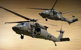 Sikorsky inks five-year contract to build Black Hawks for U.S. Army and FMS