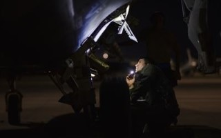 F-22 Raptors, other aircraft team for full-spectrum readiness exercise