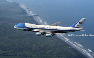 Air Force, Boeing agree on deal for two new Air Force One 747-8 aircraft
