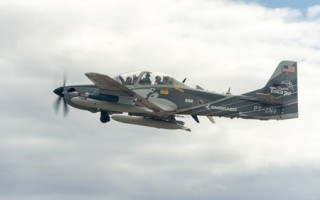 Air Force conducts Light Attack Experiment to test new industry offerings