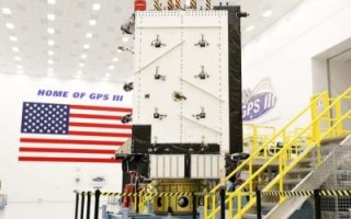 U.S. Air Force GPS III satellite completes factory mission readiness test