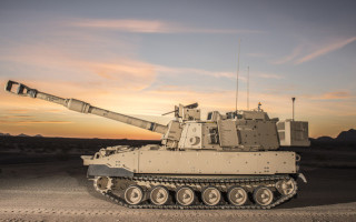 U.S. Army contracts for full-rate production on M109A7 weapon vehicle