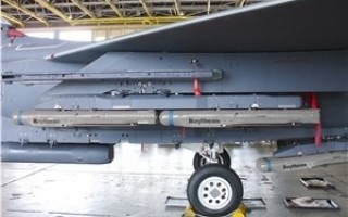 Developmental testing completed on Small Diameter Bomb II for fighter pilots' use