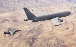 FAA certification is complete for the Boeing-built KC-46 aircraft