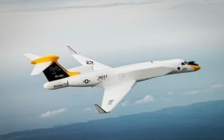 New range-support aircraft replacement for Navy passes first phase