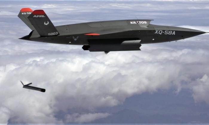 U.S. Air Force courtesy photo.